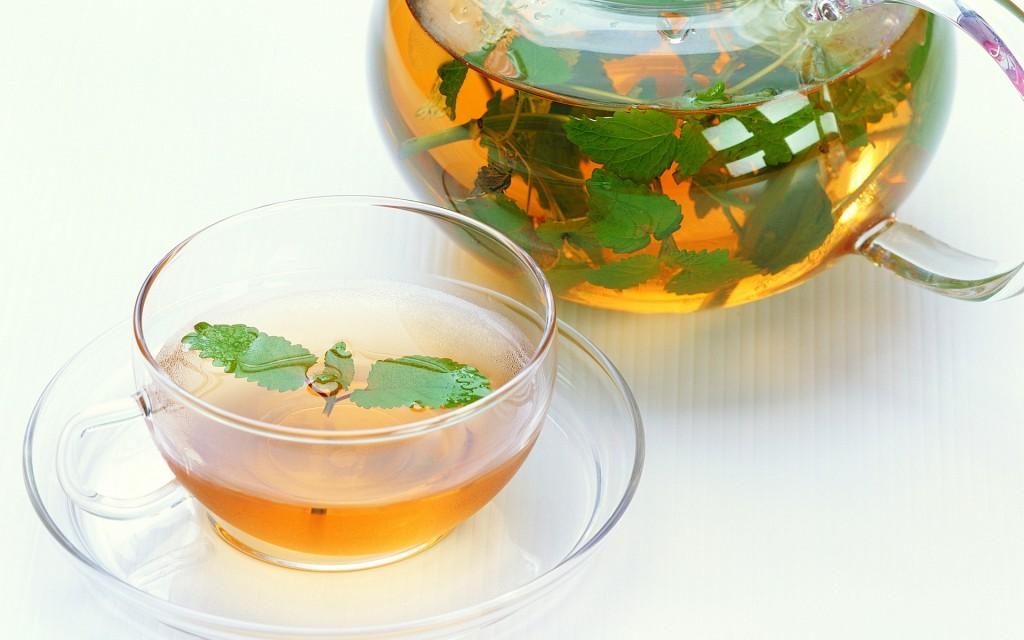 мелиссовый_чай