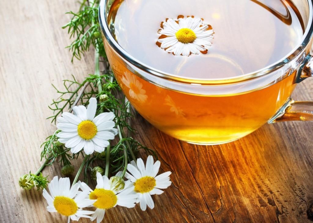 Ромашковый чай. Лечебные свойства